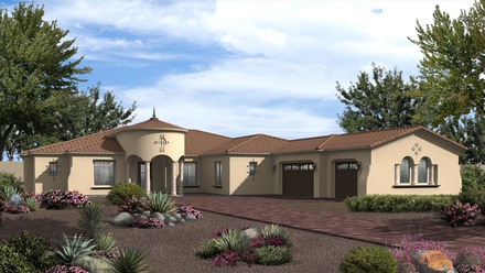 4 Bedroom Home for Sale in Weston Ranch - Gilbert AZ New Home Sales