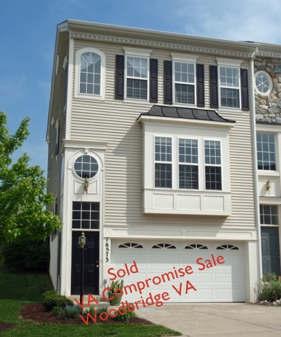 VA Compromise SOLD sale CJ Realty Group