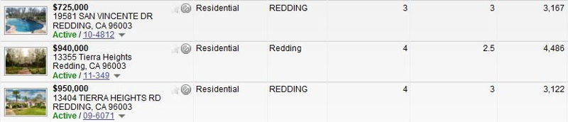 redding golf course homes market report march 24, 2011 3 of 3