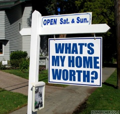 Covington Real Estate Sign