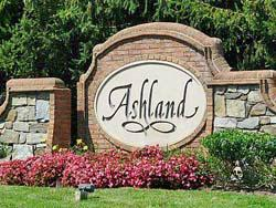 Ashland, Manassas VA Entry