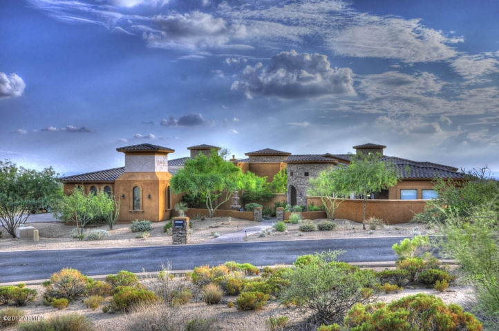 Energy Efficient Home in Scottsdale