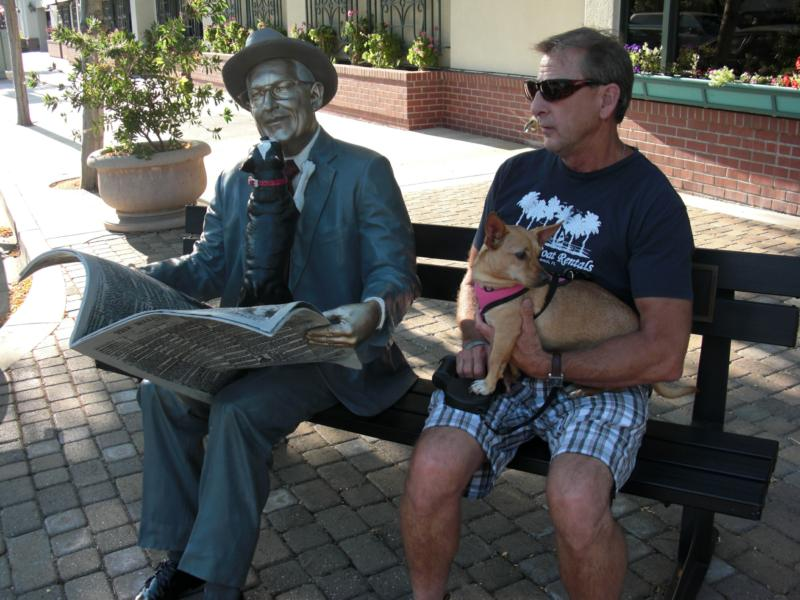 Men and Their Dogs, Pleasanton, CA