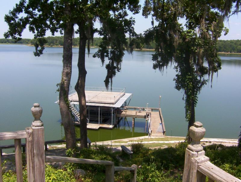 lake livingston waterfront lot
