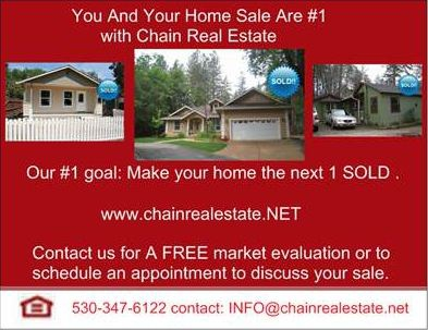 Chico Homes For Sale by Chain Real Estate