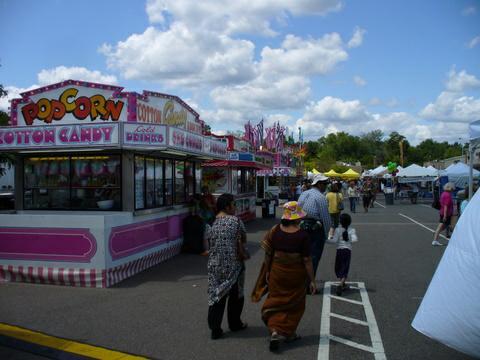 Farmington founders festival 2009