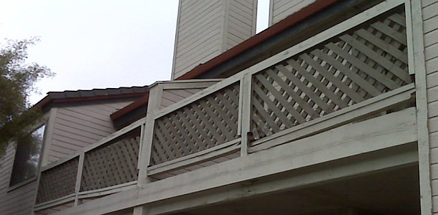 Balcony railing can be unsafe to use do you need a repair for Uses of balcony