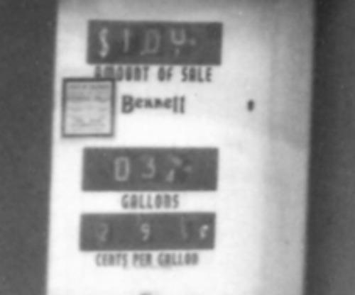 Gas Price in 1962