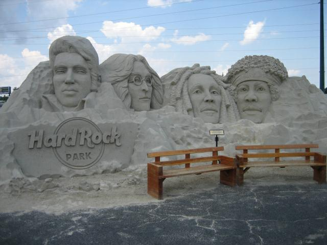 Hard Rock Park Myrtle Beach