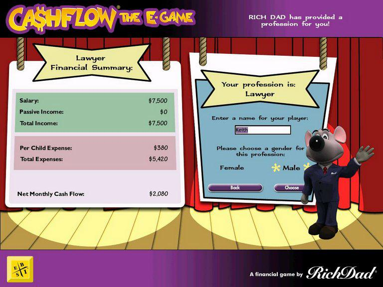 Download cashflow 101 e-game play real slots for money