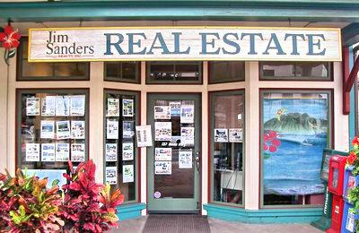 paia maui hawaii real estate - jm sanders