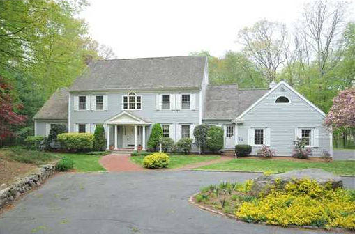 Middlebury CT January 2012 High Value Sold