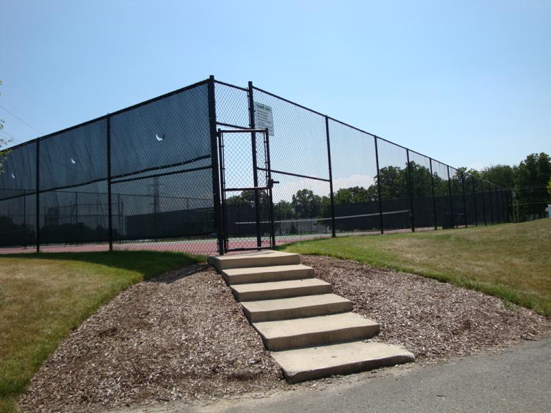 Community Tennis Courts in ABERDEEN