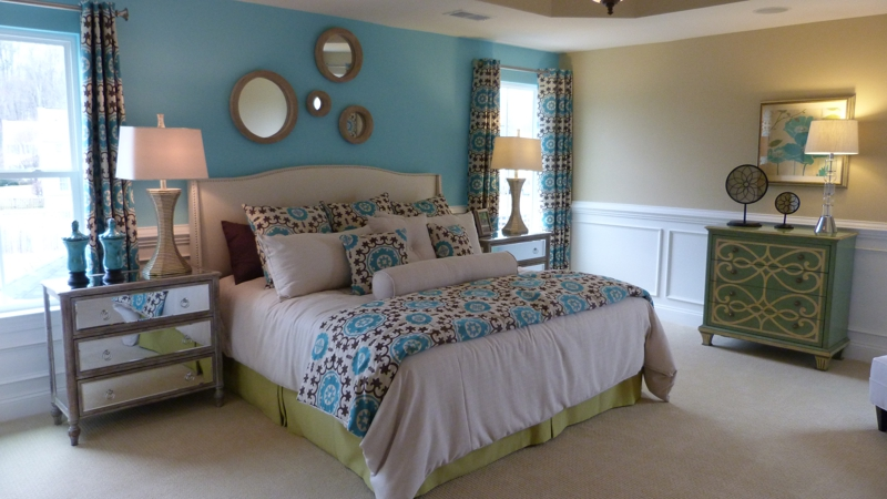 Model Homes Always Have Decorating Ideas To Borrow on Model Bedroom Ideas  id=89767