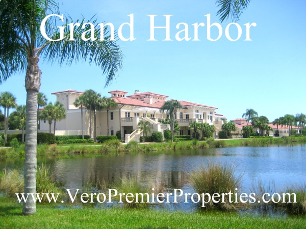GRAND HARBOR HOMES FOR SALE, VERO BEACH, VEROPREMIERPROPERTIES.COM