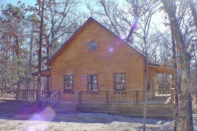 new cabin pine creek lake mccurtain county southeast