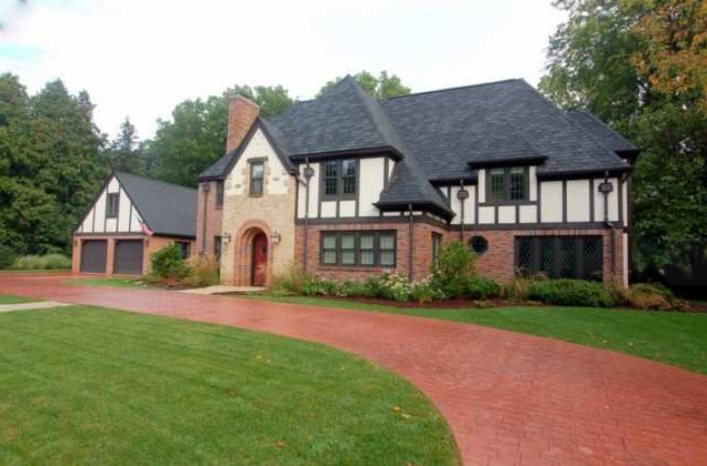 a classic home in Shorewood Hills WI