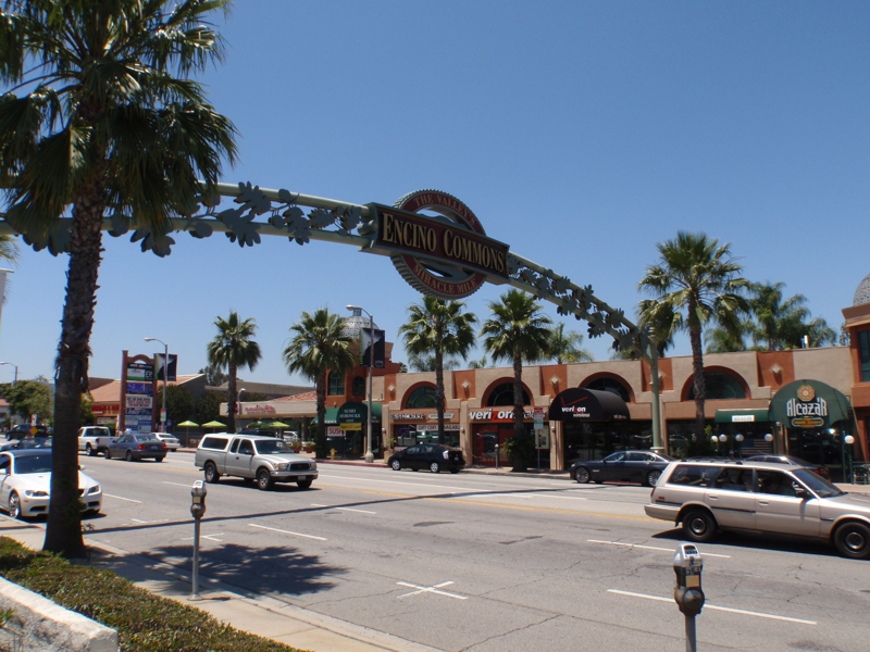 Encino Commons Arch By Endre Barath