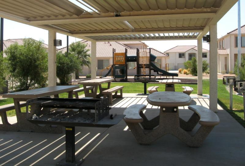 The Springs Mesquite NV Picnic Area and Playground