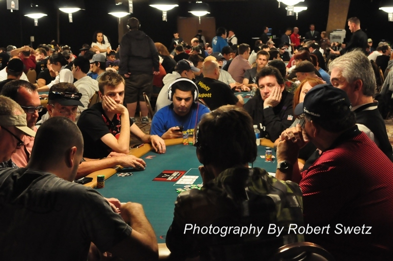 Poker tournament times las vegas