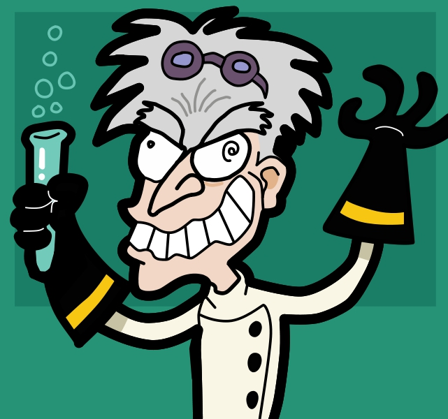 Mad Scientist!