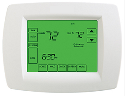 Realtor Greg Gorman recommends installing a smart thermostat.