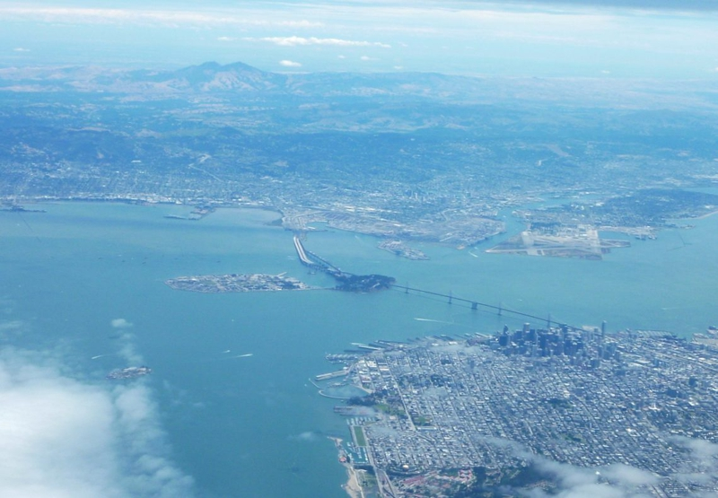 Mystery Photo - aerial shot-SF Bay Area