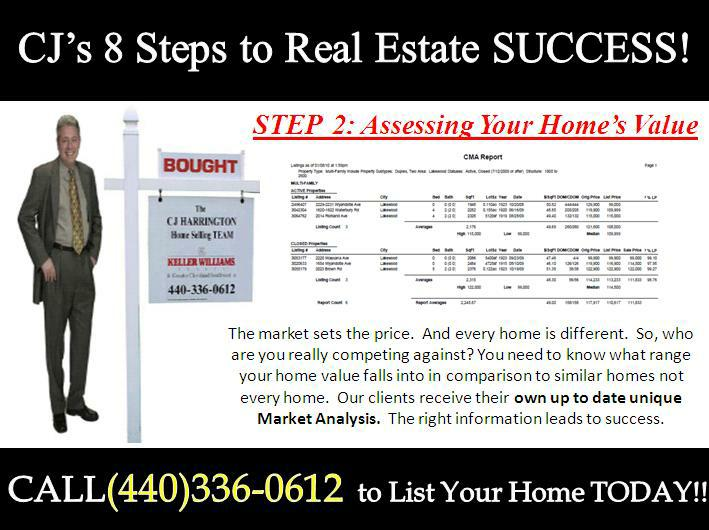 Cleveland real estate 2550 jameston dr rocky river for First time home building guide