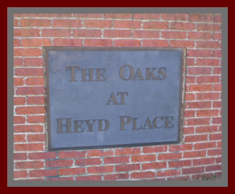 Oaks of Heyd