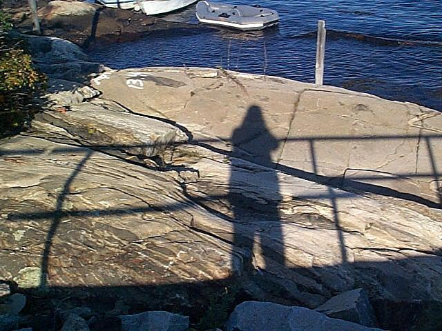 Shadows and Silhouettes Around Portsmouth NH - Ann Cummings 2008