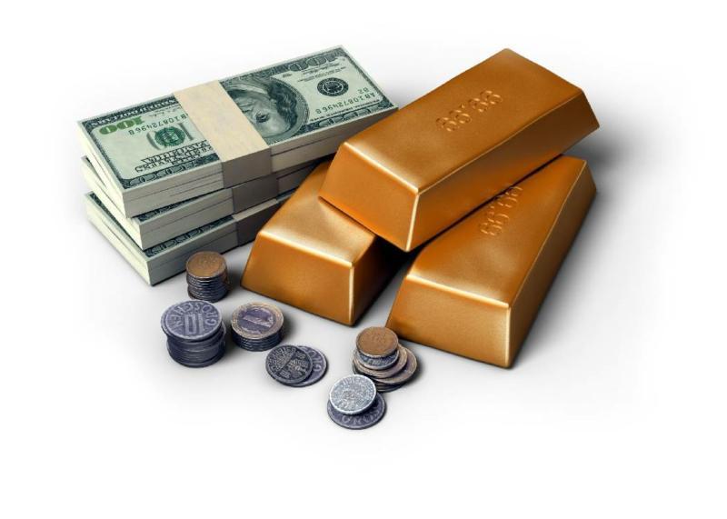 Золотой вклад в Сбербанке