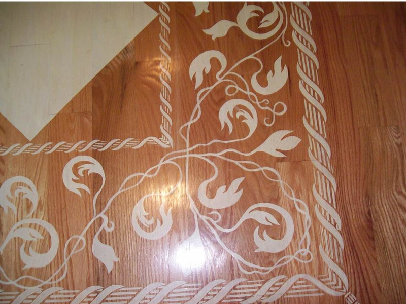Super Cool Hardwood Floors Check This Out
