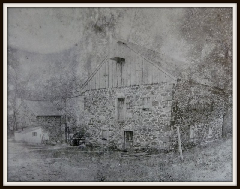 Stone mill in Brandywine 100