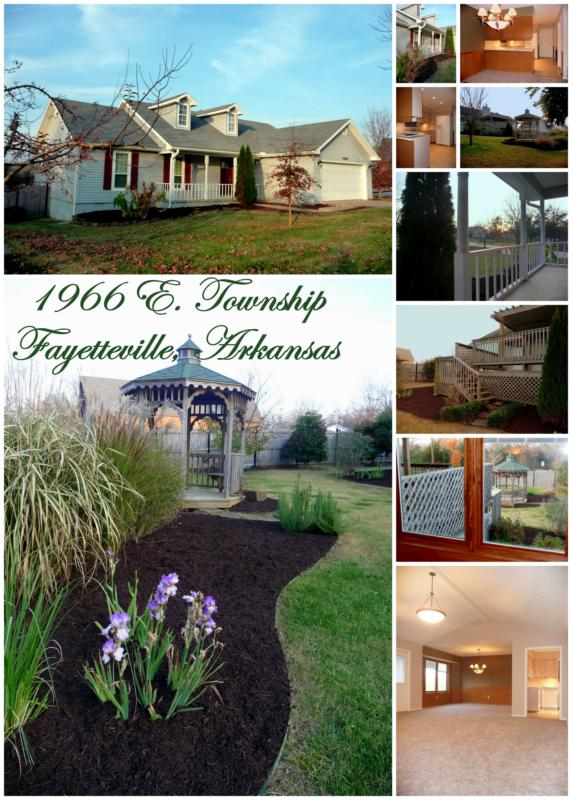Gulley Park home for sale in Fayetteville, AR
