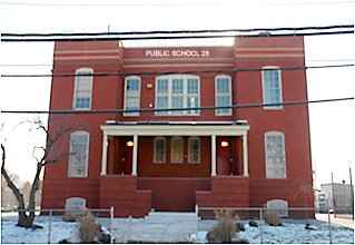 Staten Island PS 26 in Travis