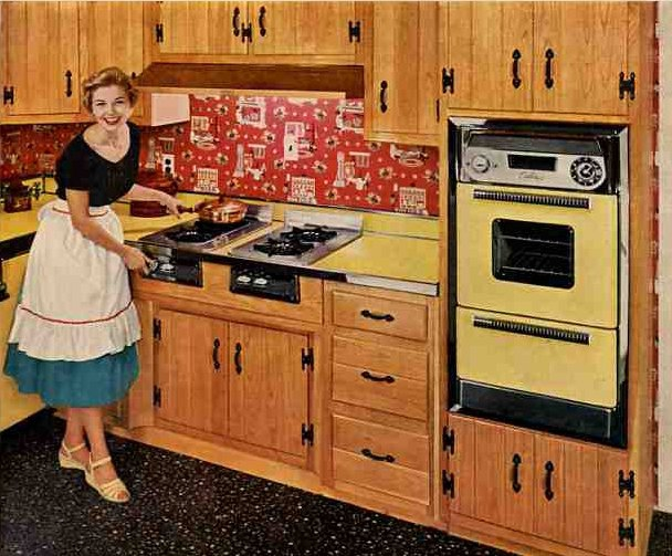 Just For Fun Let S Take A Look Back In Time Kitchens Of The 1950 S