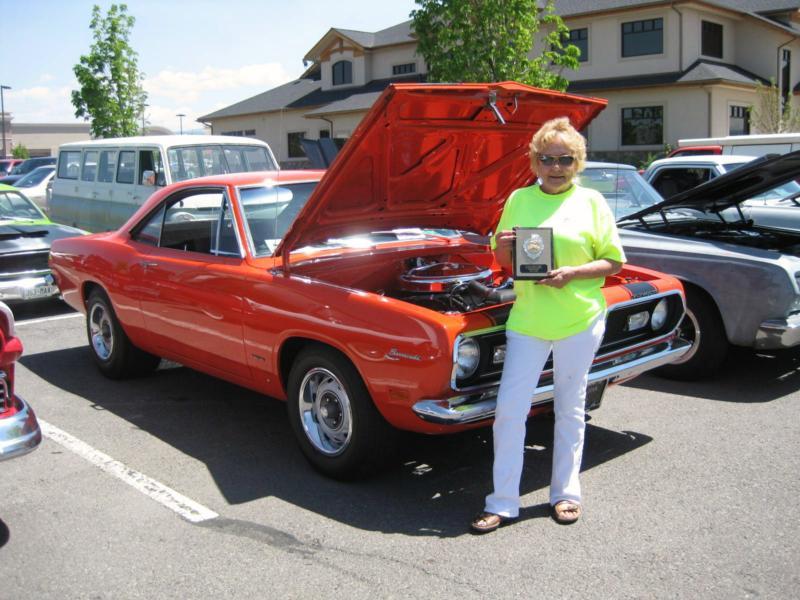 Montrose Colorado Car Show