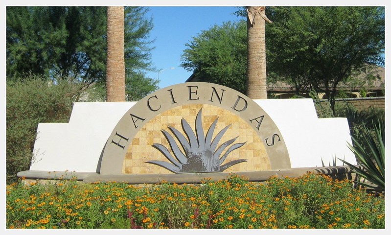 Haciendas Indio homes for sale