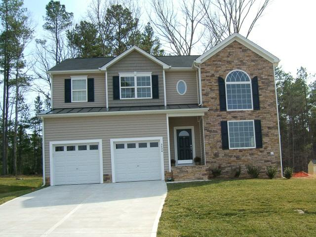 Stone Front Homes winterlocken forest sanford, nc