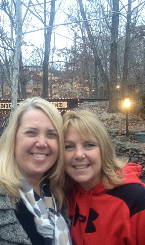 Winter at Silver Dollar City