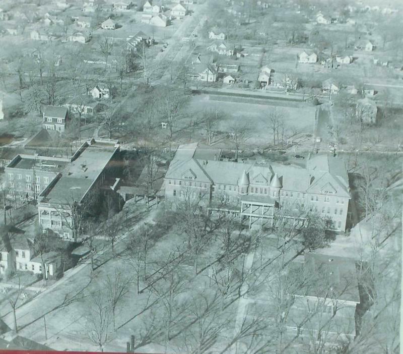 Harding College Searcy Ar 23