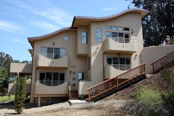 Wave House In La Selva Beach Brings Architectural Recognition To Santa Cruz Ca