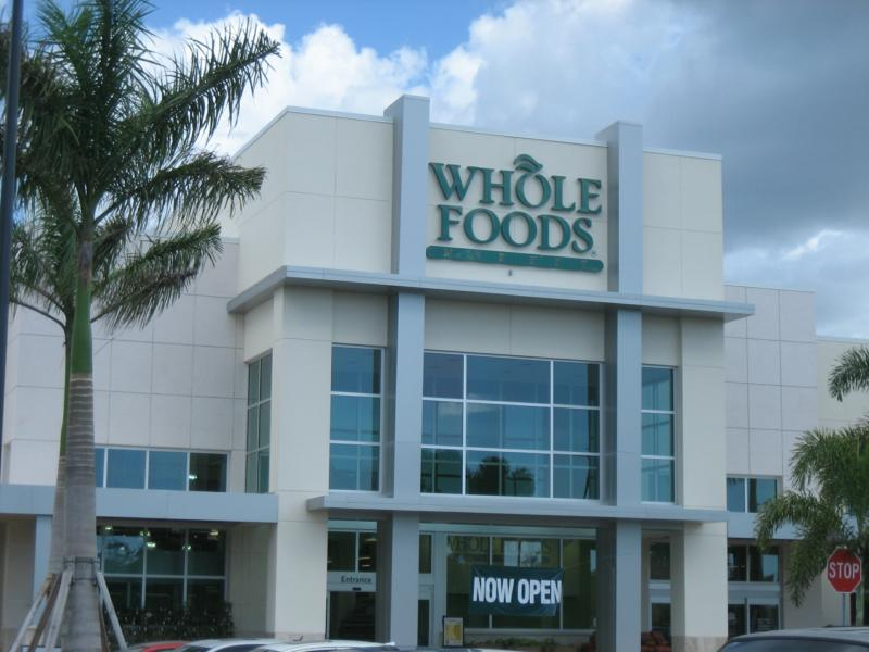 Whole Foods Market's at The Mercato near the intersection of Vanderbilt Beach Rd. and US41 (Tamiami Trail) is the first store in Southwest Florida.  The opening is estimated to generate approximately 100 new jobs in addition to the 100 plus employees transferred from the Wild Oats store that recently closed along Airport-Pulling Road and Naples Boulevard (near Pine Ridge Rd.) in North Naples.