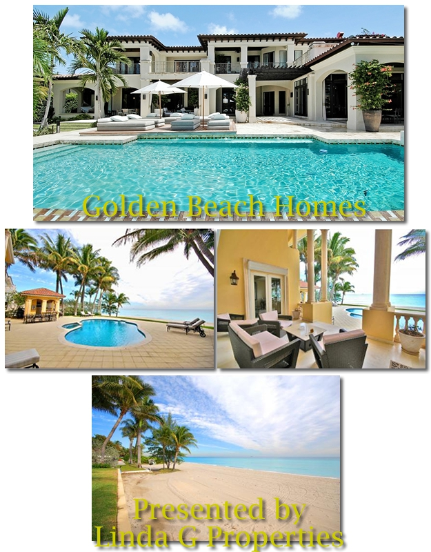 Golden Beach Homes and Golden Beach Real Estate for sale in Miami Beach