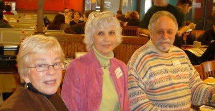 Judy, Mary Yonkers, Rich Iarossi