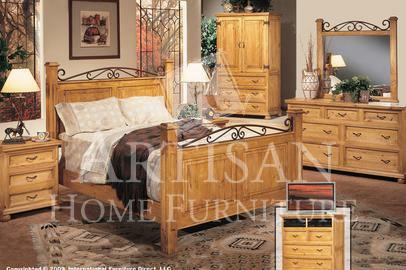Another New Furniture Line Offered Artisan Home Furniture Southwest Style Furniture