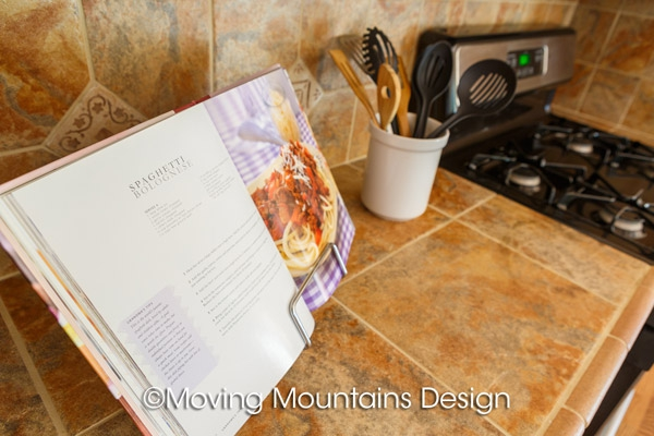 Los Angeles Home staging kitchen accessories detail
