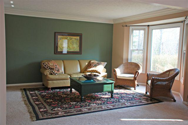 6526 Woodbury Drive Solon Ohio Living Room