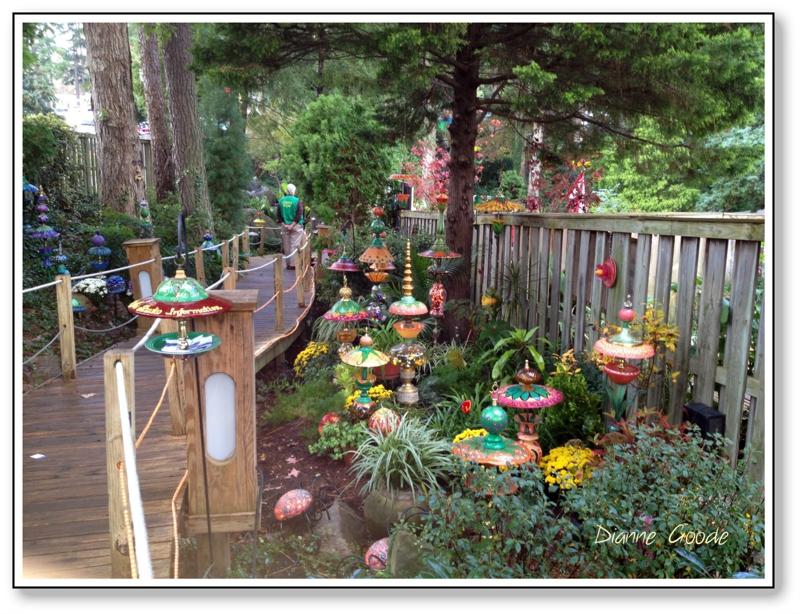 Roses In Garden: RAELIGH REAL ESTATE: GARDEN MAGIC AT THE STATE FAIR