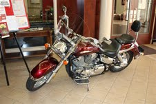 Motorcycle for sale in Fayetteville NC